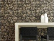 Nonwoven wallpaper LES AMIS - Equipo DRT