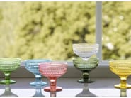 Blown glass bowl KASTEHELMI | Bowl - iittala