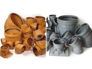 PVC EN1401 Sewer pipe and component Sewer pipe and component - Redi