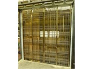 Stainless steel security bar ENTRANCE DOOR - YDF
