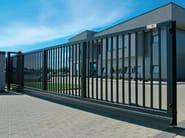 Self-Supporting Sliding gate MODULO - Siderurgica Ferro Bulloni