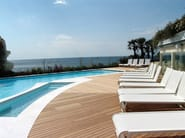 Teak decking TEAK - Déco - The Italian Decking Company