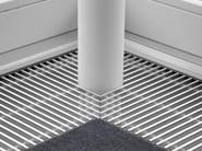 Floor-standing fan coil unit CARISMA FLOOR CCP-ECM - SABIANA