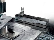 Sideboard with mirror CIELI AZZURRI - ERBA ITALIA