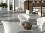 Polyethylene armchair OHLA ARMCHAIR - PLUST Collection by euro3plast