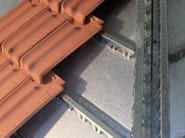 Ventilated roof system / thermal insulation panel FIBROTEK - FIBROTUBI