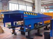 Loading dock Pedana a unghia telescopica - Armo
