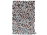 Rectangular rug with geometric shapes MID MOD - cc-tapis ®