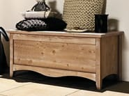 Wooden storage chest EVERY DAY | Storage chest - Callesella Arredamenti S.r.l.