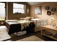 3 seater sofa bed EVERY DAY | Sofa bed - Callesella Arredamenti S.r.l.