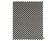 Rectangular rug with geometric shapes DAMIER - cc-tapis ®
