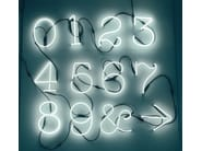 Wall mounted Light letter NEON ART - Seletti