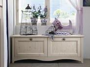 Wooden storage chest EVERY DAY | Wooden storage chest - Callesella Arredamenti S.r.l.