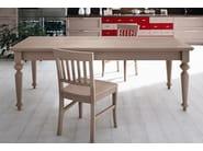 Linear wooden kitchen EVERY DAY | Wooden kitchen - Callesella Arredamenti S.r.l.