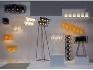 Metal table lamp MULTILAMP | Table lamp - Seletti