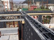 Formwork system for load-bearing wall MURO PLASTBAU® 3 - POLIESPANSO