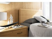 Wooden bedroom set EVERY DAY NIGHT   Composition 10 - Callesella Arredamenti S.r.l.