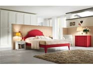 Wooden bedroom set EVERY DAY NIGHT | Composition 16 - Callesella Arredamenti S.r.l.