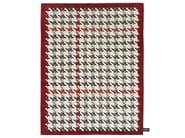Handmade rectangular rug TWEED - cc-tapis ®