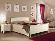 Wooden bedroom set ROMANTIC | Composition 09 - Callesella Arredamenti S.r.l.