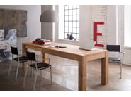 Extending dining table ESENCAJ - Callesella Arredamenti S.r.l.