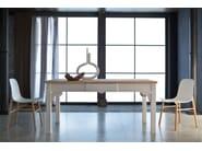 Extending dining table PLINIO - Callesella Arredamenti S.r.l.