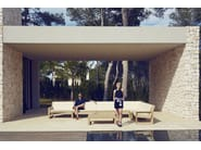 Sectional modular garden sofa FRAME | Sectional sofa - VONDOM