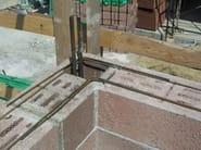 Loadbearing concrete block LECABLOCCO BIOCLIMA SISMICO - ANPEL - Ass. Naz. Produttori Elementi Leca