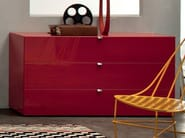 Lacquered chest of drawers TETRIS | Chest of drawers - Twils
