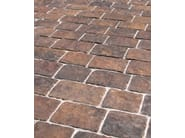 Paving block VIA SALARIA - PAVESMAC
