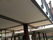 Steel-concrete loadbearing floor slab AIRFLOOR ™ - Tecnostrutture