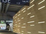 Linear built-in LED light bar ICE-CUT66 - Linea Light Group