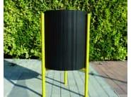 Outdoor waste bin LEG - PAVESMAC