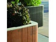 Flower pot RECTANGULAR PLANTER - PAVESMAC