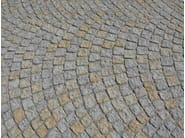 Paving block PORFIDBLOC® LUSERNA - PAVESMAC