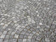 Paving block PORFIDBLOC® MIX BIANCO - PAVESMAC