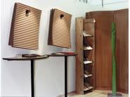 Ecological natural fibre wall tiles Well Board® - LEGNOPAN