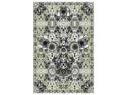 Rectangular rug with floral pattern EDEN KING - Moooi©