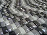 Glass mosaic WOOL GREY - Mosaico+