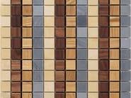 Wooden mosaic CADENCE - Mosaico+