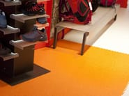 Self-adhesive synthetic material flooring ATTRACTION® - GERFLOR