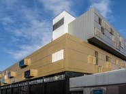 Aluminium composite panel ALUCOBOND® ANODIZED LOOK - 3A Composites