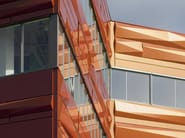 Aluminium composite panel ALUCOBOND® SPECTRA & SPARKLING - 3A Composites
