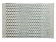 Rectangular rug with geometric shapes APOTEMA - Calligaris