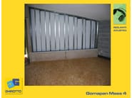 Natural fibre sound insulation panel GOMMAPAN MASS 4 - GHIROTTO TECNO INSULATION