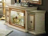 Wooden sideboard with doors LEONARDO | Sideboard - Arredoclassic
