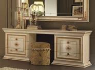 Wooden dressing table LEONARDO | Dressing table - Arredoclassic