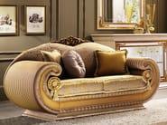 2 seater fabric sofa LEONARDO | Sofa - Arredoclassic