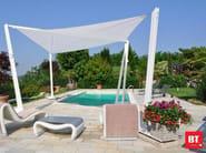 Dacron® shade sail R320 VELA DOUBLE - BT Group