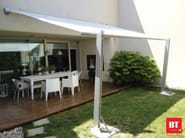 Polyester shade sail R310 VELA CUBE - BT Group
